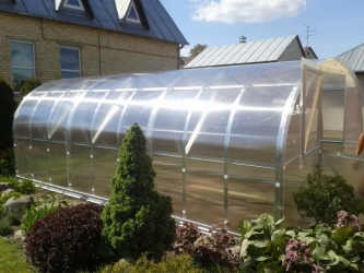 Arched GreenHouse Klasika 18 PLUS